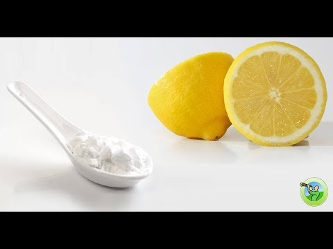 4 Benefits of Drinking Lemon Juice and Baking Soda
