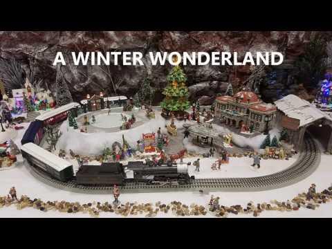 A Miniature Winter Wonderland
