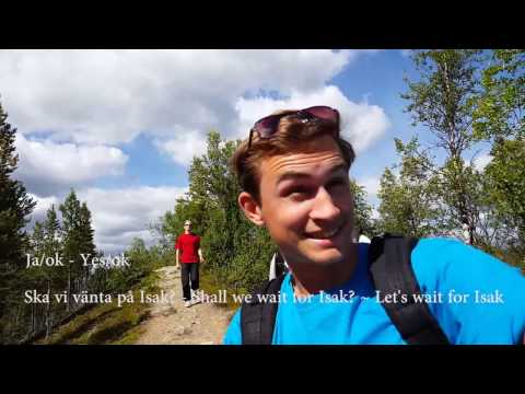 Learn Swedish, Lesson 9: Formulating Questions