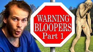 Best Funniest Moments, Outtakes & Epic Bloopers Part 1