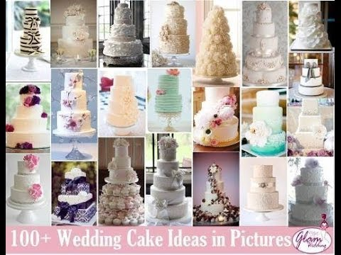 Wedding Cakes: 100+ Pictures of Gorgeous Cake Designs