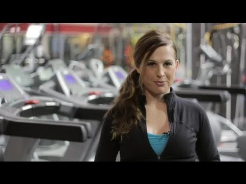 Effects of Running on a Treadmill : Building Muscles & Getting Fit