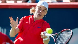Shapovalov is a phenom but it's Nadal, temper expectations