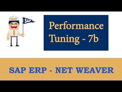 ABAP performance tuning (Sap Performance Tuning) - 7 B |