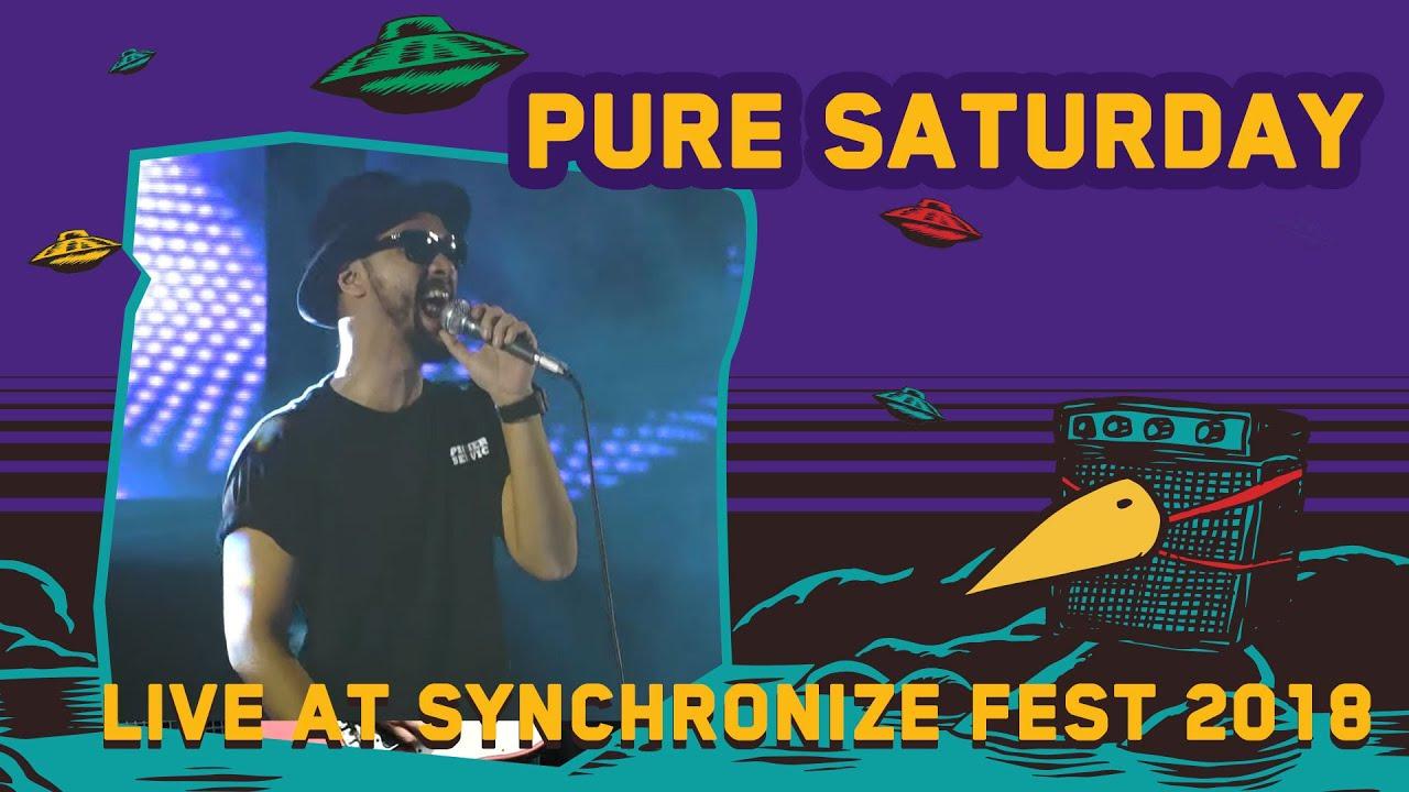 Download Pure Saturday LIVE @ SynchronizeFest 2018 MP3 Gratis