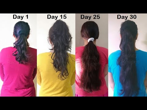Lazy Hair Growth Hacks - Get Long Hair OVERNIGHT - Real Way!!