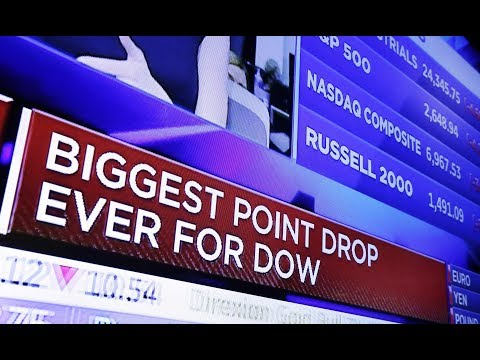 -666 Points on 33rd Day and -1,175 Stock Market Crash, Taiwan Quake and more end-time news
