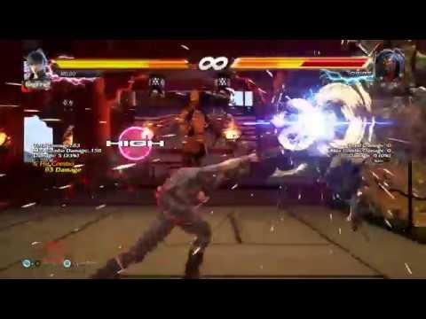 Tekken 7 - Noctis Howard Estate Rage Combo vs Big