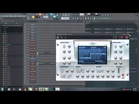 MAJOR SELEKTA - 1st FL STUDIO 12 Remix Reggae Tutorial + FREE FLP