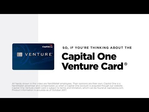 Capital One® Venture® Rewards Card Review