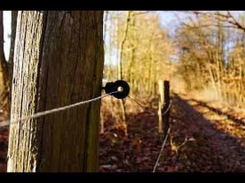 Locating And Repairing Electric Fence Faults