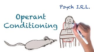 What is Operant Conditioning?