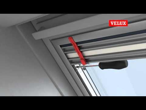 Velux Duo Blind Installation8 at www.leadinginteriors,com