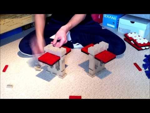Building lego Brooklyn Bridge