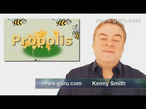 Propolis Leg Ulcer Treatment