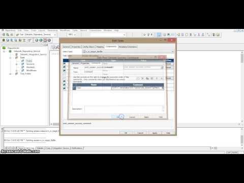 Command task in Informatica