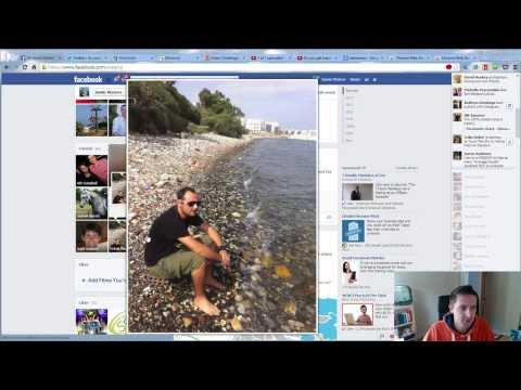 How to make photos bigger on Facebook using photozoom - ILN Video Challenge 10/100
