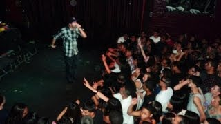 Niko Opening For KID INK! Part.II (05.18.12)+Bonus