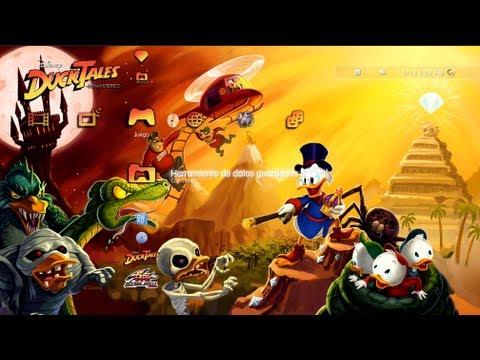 Ducktales Remastered Ps3 WiiU Xbox PC Gameplay Parte 1 Patoaventuras Resmaterizado