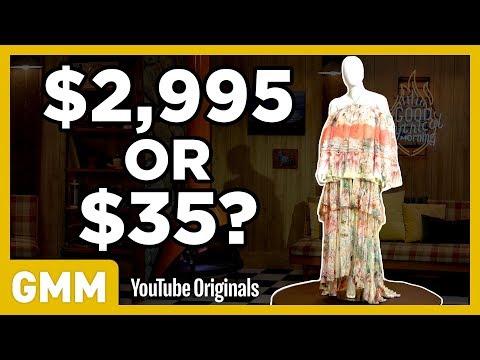 Designer Or Forever 21 Dress? (GAME)