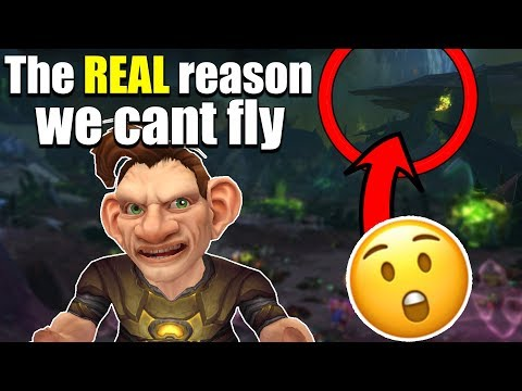 The REAL reason we can't fly on Argus (not clickbait)