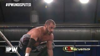 Austin Aries vs. Mark Haskins | CZWstudios.com