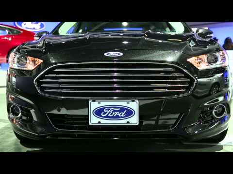 2013 Ford Fusion: The Car Connection Best Car To Buy 2013