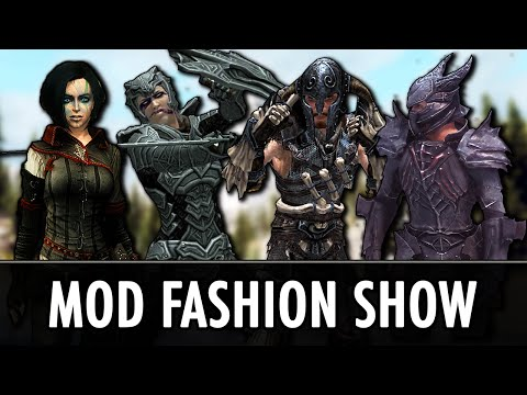 Skyrim Mod: Immersive Armors by Hothtrooper44 - Skyrim Glass