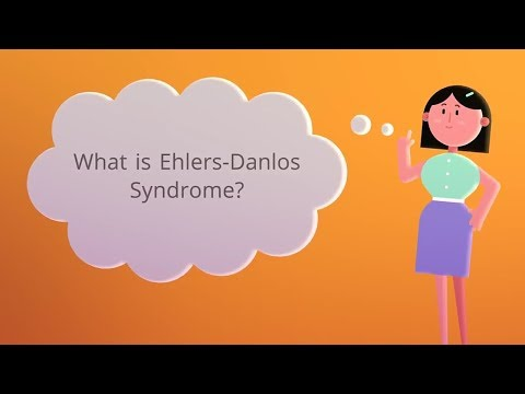 What is Ehlers Danlos Syndrome? (Affecting Skin, Joints & Blood Vessels)