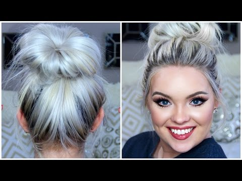 How To: Perfect Messy Bun