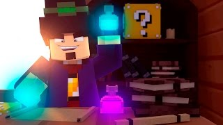 Minecraft: LUCKY POTION - SURVIVAL POINTS Ep.2 ‹ AMENIC ›