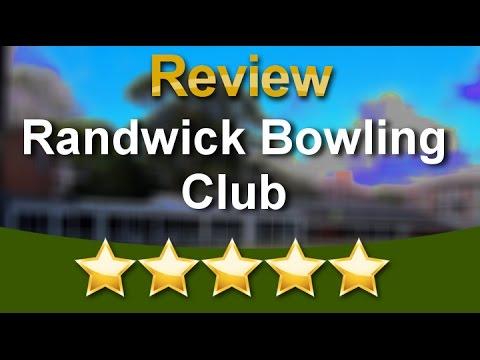 Randwick Bowling Club Randwick Sydney Superb Five Star Review by Peter R.