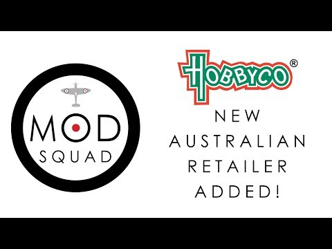 Hobbyco Australia has joined The MOD Squad members only discount program!