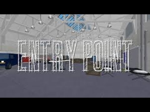 Entry Point opening cutscene