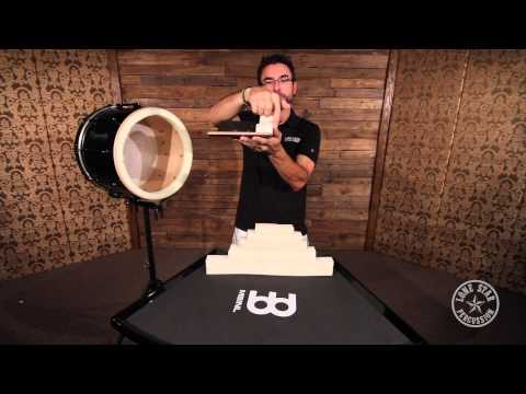 Advanced Bass Drum Muffling System - Lone Star Percussion