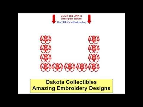 Dakota Collectibles - Machine Applique Designs
