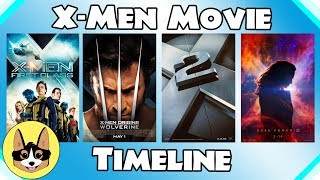Download X-Men Movie Timeline - All 10 Xmen Movies from Fox/Marvel! Video