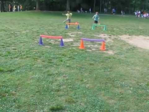 field day hurdles
