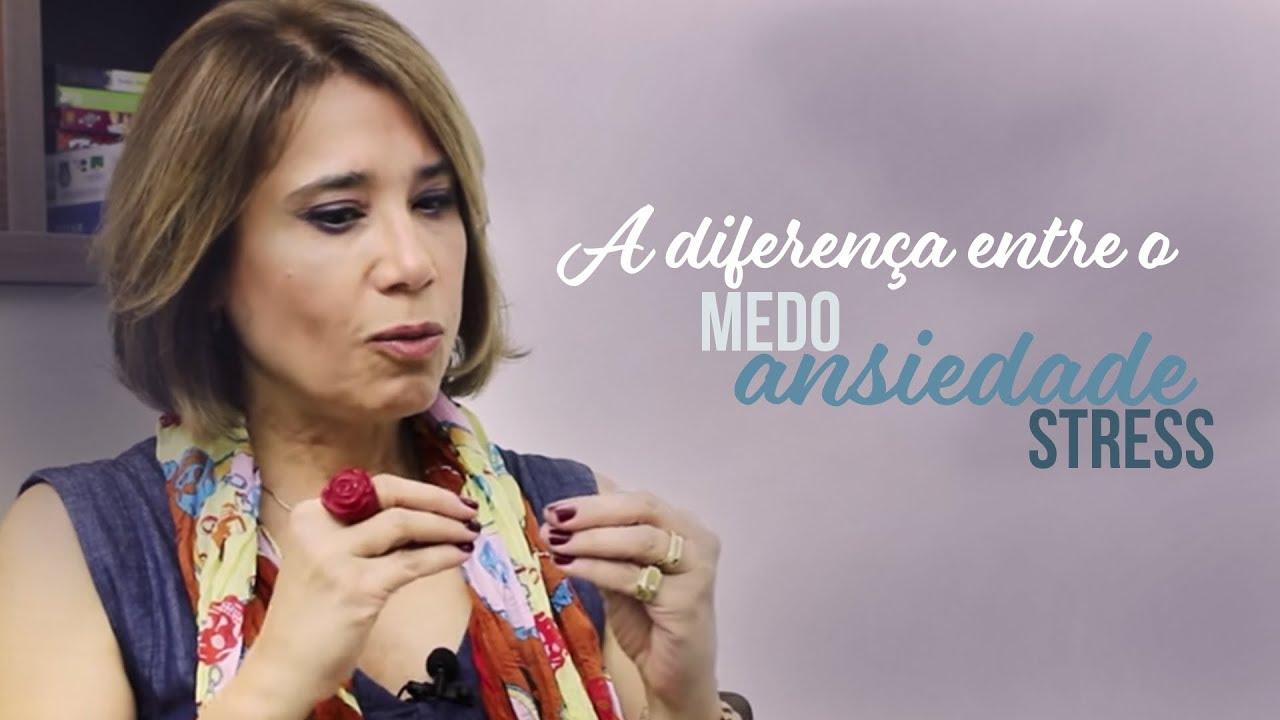 MENTES EM PAUTA - A DIFERENÇA ENTRE O MEDO, ANSIEDADE E ESTRESS | ANA BEATRIZ