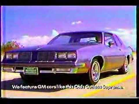 1985 National Car Rental Commercial