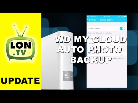 WD My Cloud Can Now Auto Backup Photos and Videos - iPhone and Android
