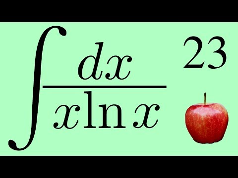 Calculus 2: The Integral of 1/(x ln x)