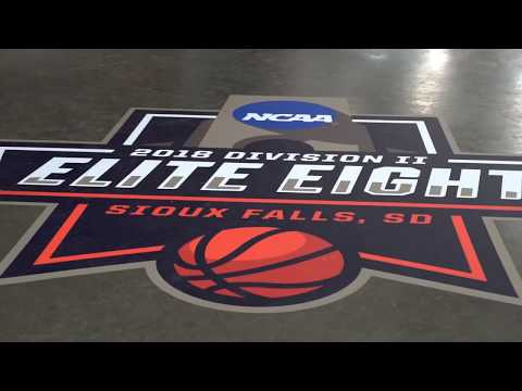 IUP Women's Basketball in the Elite Eight