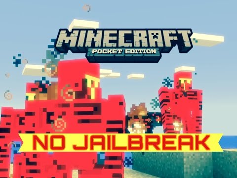 ✔️[0.13.1] FIRE MOBS (NO JAILBREAK) | How to get fire/lava mobs in Minecraft Pocket Edition- Plug PE