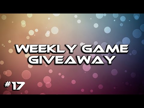 Game Giveaway Week 17 (CLOSED) + Week 16 Winners