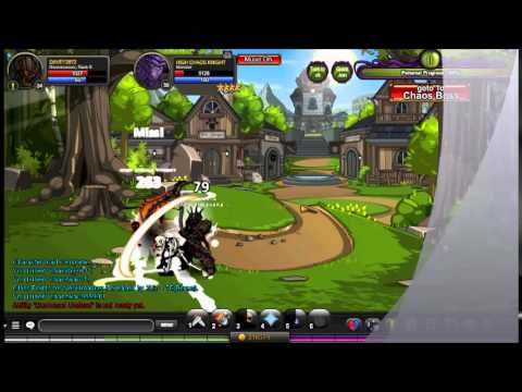 =AQW= Solo Ep.1 High Chaos Knight
