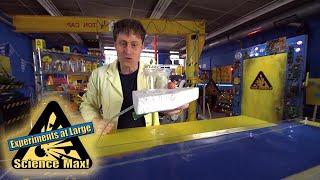 Science Max|MINI MAX!|Gravity Boat|Learn Science
