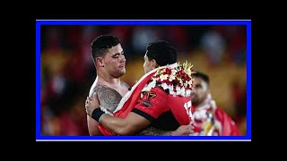 NEWS 24H - Andrew fifita said he will remain with the campaign after the tonga rugby league World C