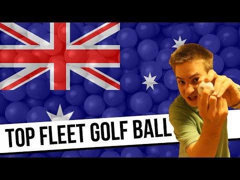Balls Australia - Top Fleet Golf Ball Review