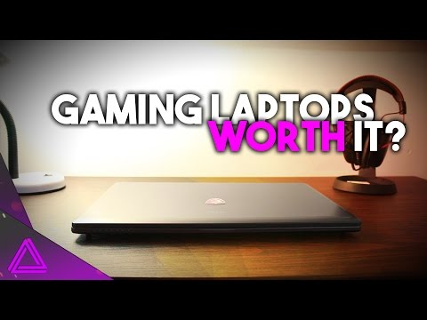 Gaming Laptop vs Gaming PC ~ Are Gaming Laptops Worth It?
